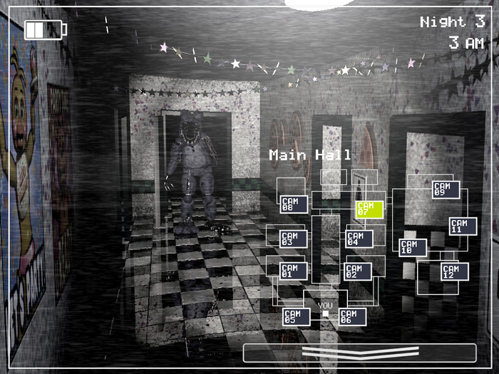 Screenshot 7 of Five Nights at Freddy's 2 - DEMO