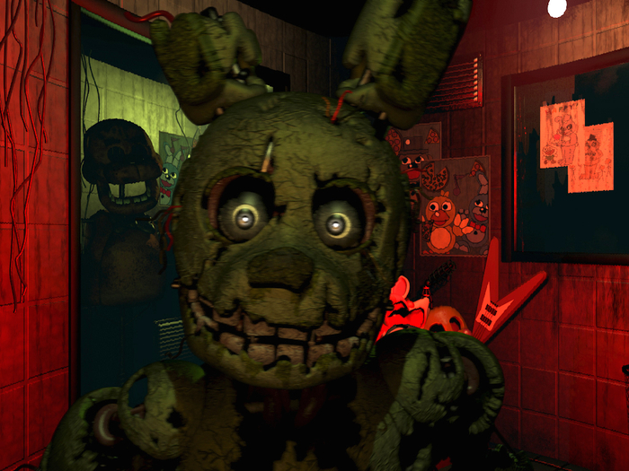 screenshot 3 of five nights at freddys 3 screenshot 4