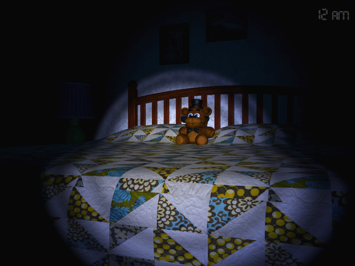 Screenshot 3 of Five Nights at Freddy's 4