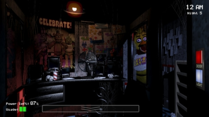Screenshot 9 of Five Nights at Freddy's