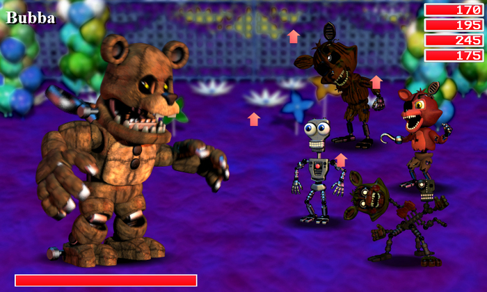 Screenshot 3 of Five Nights at Freddy's World