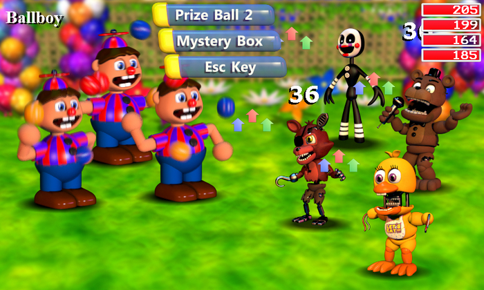 Screenshot 1 of Five Nights at Freddy's World