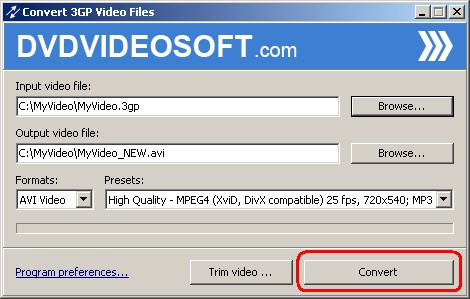 Download free 3gp video converter free — networkice. Com.