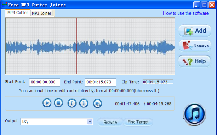 Pcbrothersoft free mp3 cutter windows 10 screenshot windows 10.