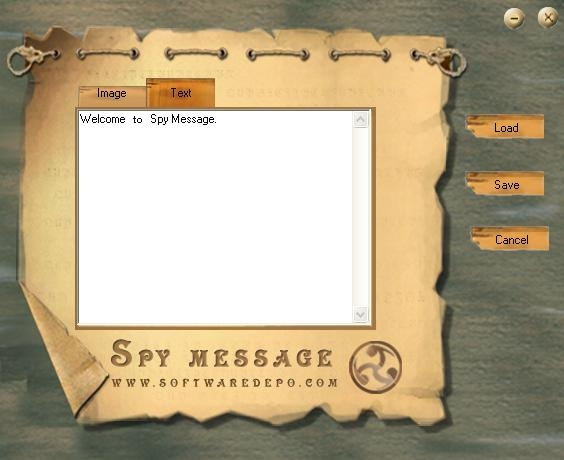Screenshot 3 of Free Spy Message