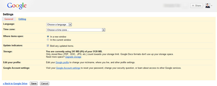 Screenshot 1 of Google Drive - Backup and Sync