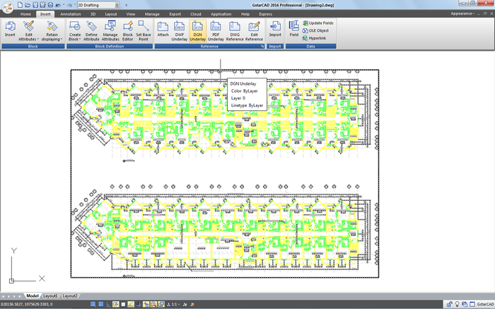 Screenshot 10 of GstarCAD (64-Bit)