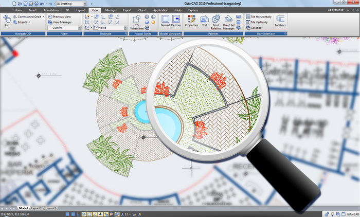 Screenshot 3 of GstarCAD (64-Bit)