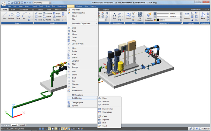 Screenshot 9 of GstarCAD (64-Bit)