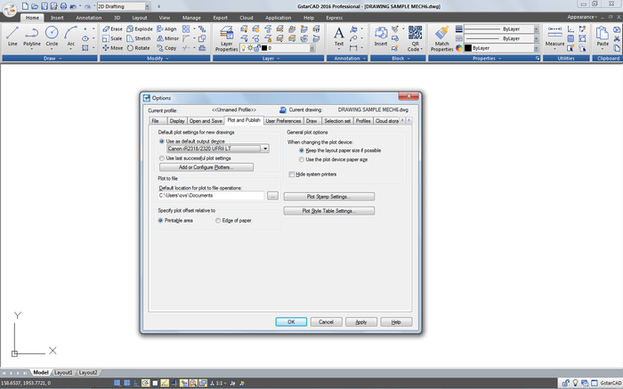 Screenshot 7 of GstarCAD (64-Bit)