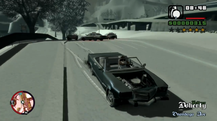 Download GTA IV San Andreas - Snow Edition free — NetworkIce com