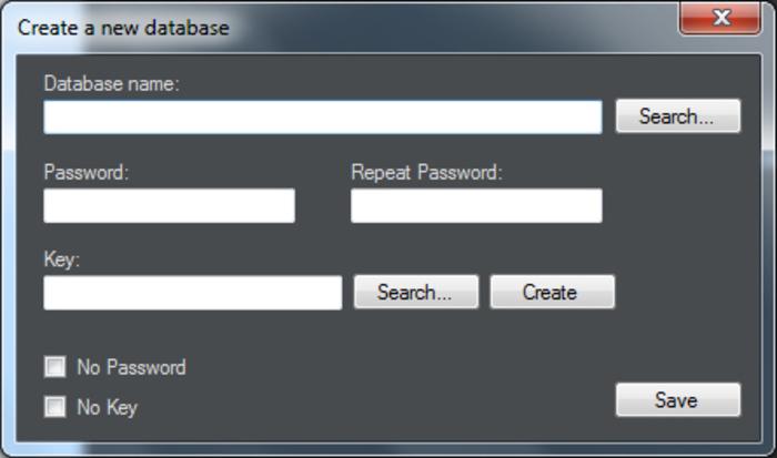 Screenshot 3 of Hekasoft PassKeeper