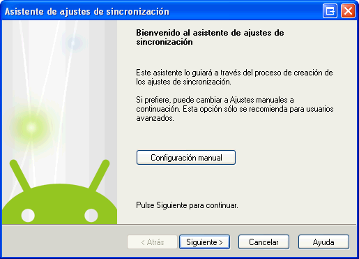 Screenshot 3 of HTC Sync Manager