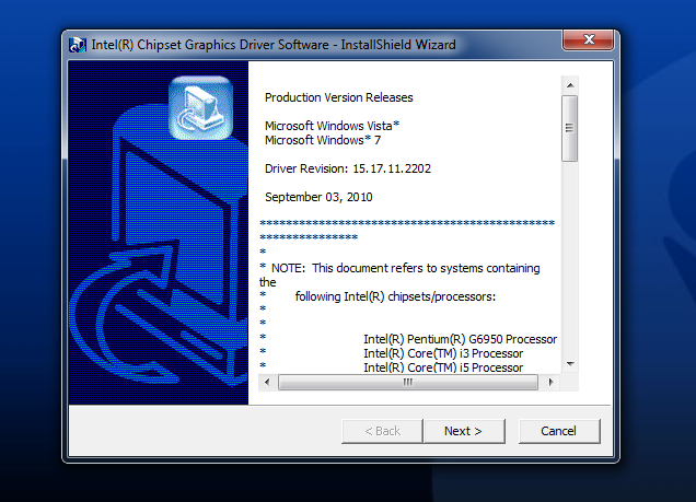 Download intel graphics driver free — networkice. Com.