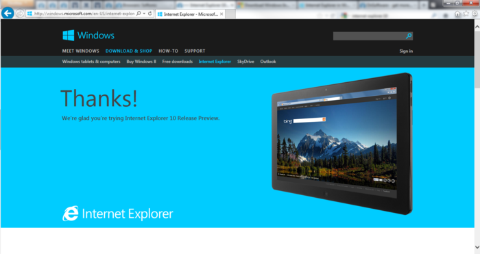 internet explorer download free for windows 7