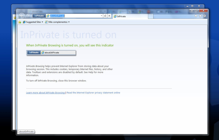 Screenshot 6 of Internet Explorer