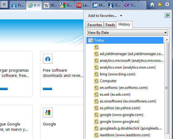 Download internet explorer 8. 0 xp filehippo. Com.