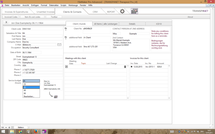 software for invoice free download