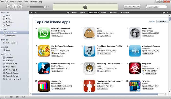 Itunes download free 11.4