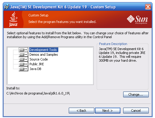 Screenshot 2 of Java Development Kit