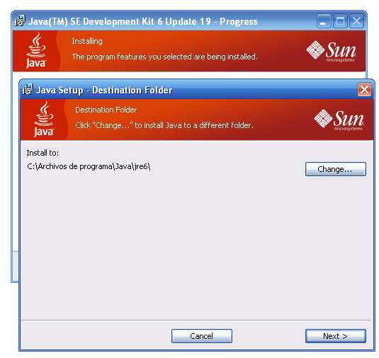 Screenshot 4 of Java Development Kit