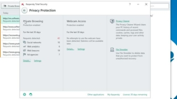 Screenshot 4 of Kaspersky Internet Security
