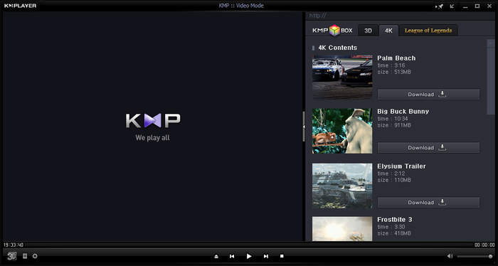 Screenshot 2 of KMPlayer