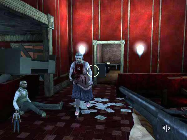 Screenshot 3 of Land of the Dead: Road to Fiddler's Green