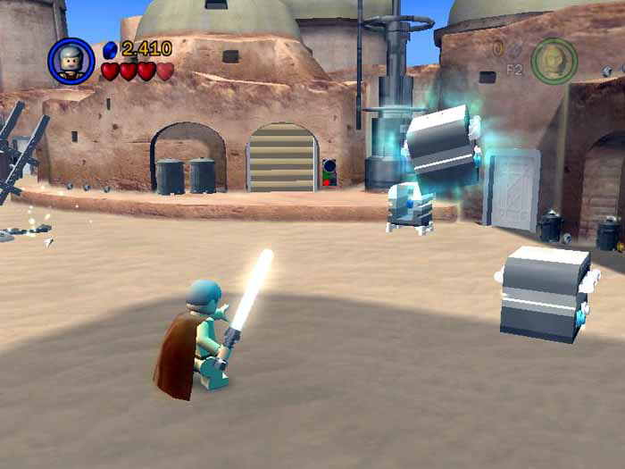 Download LEGO Star Wars II: The Original Trilogy free — NetworkIce.com