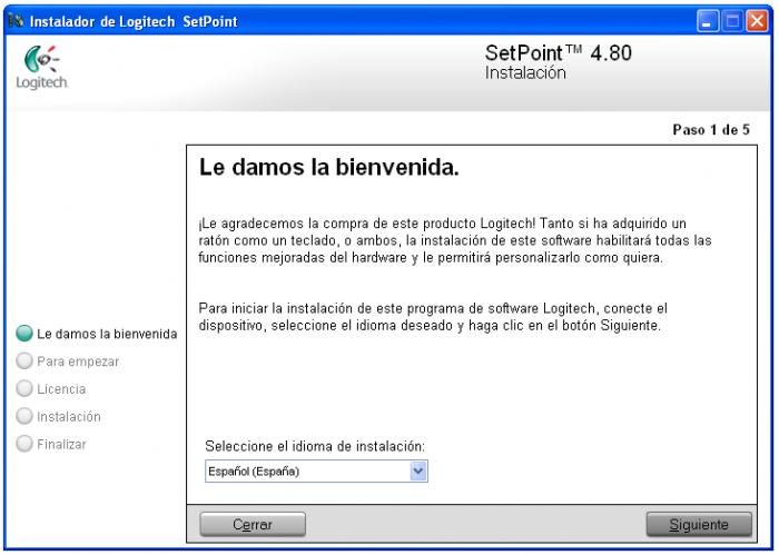 Download Logitech SetPoint free — NetworkIce com