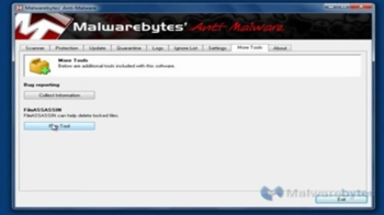 Screenshot 8 of Malwarebytes Anti-Malware