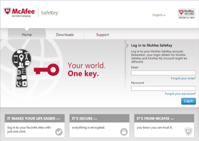 Screenshot 8 of McAfee All Access