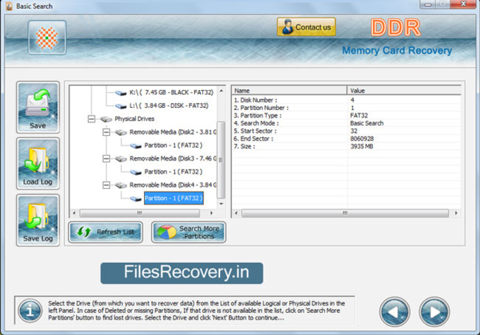 Download cardrecovery 6. 00 build 1012 filehippo. Com.