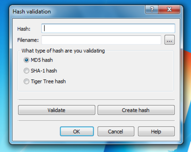 Screenshot 6 of MEO Free Encryption Software