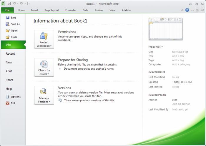 Screenshot 8 of Microsoft Office 2010