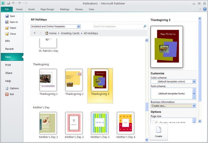Screenshot 6 of Microsoft Office 2010