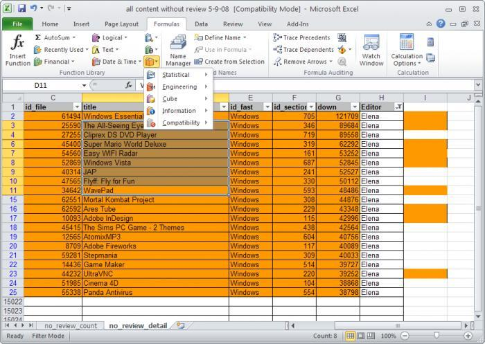 Screenshot 3 of Microsoft Office 2010
