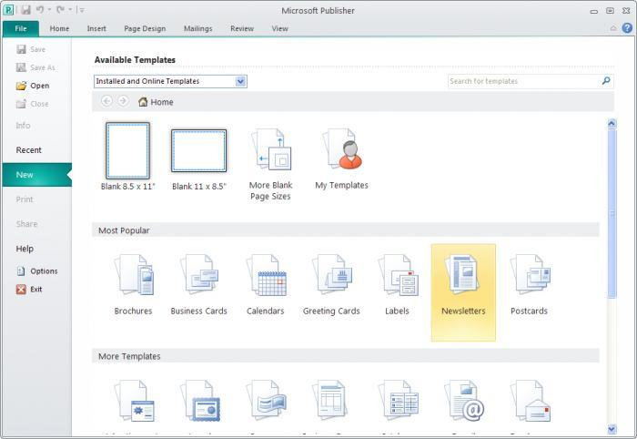 Screenshot 4 of Microsoft Office 2010