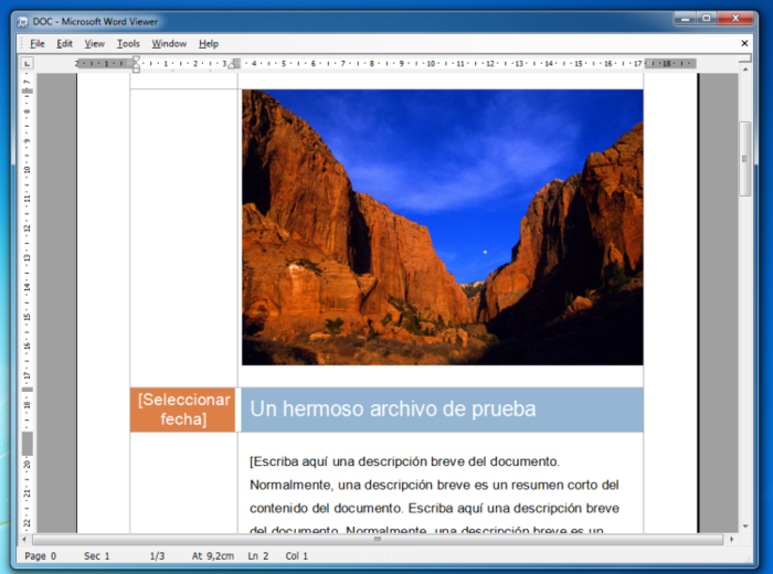 Download Microsoft Office Word Viewer free — NetworkIce com