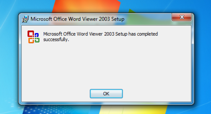 screenshot 4 of microsoft office word viewer ms word 2003 free download