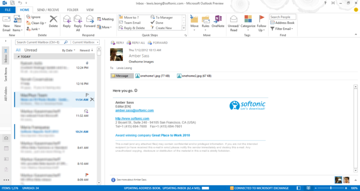 Screenshot 6 of Microsoft Office 2013