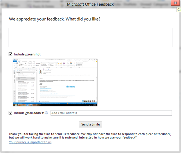Screenshot 9 of Microsoft Office 2013