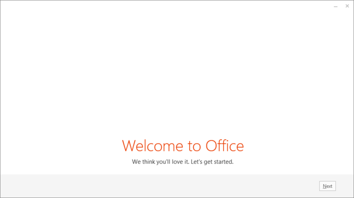 Screenshot 7 of Microsoft Office 2013