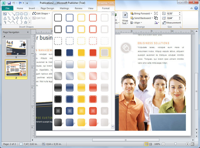Download Microsoft Publisher free - NetworkIce.com