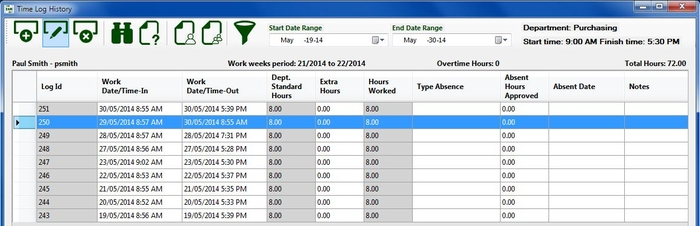Download Employee Attendance Management free — NetworkIce com