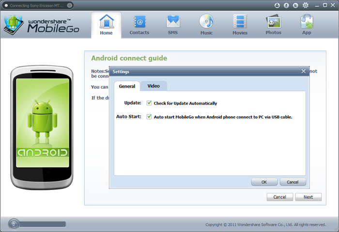 Screenshot 4 of MobileGo