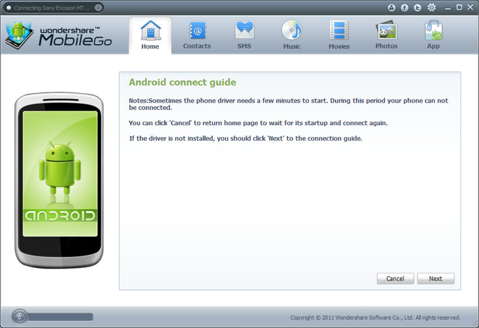 Screenshot 1 of MobileGo