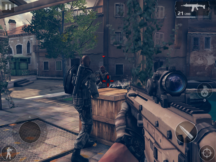 Download Modern Combat 5 Blackout For Windows 10 Free Networkice Com