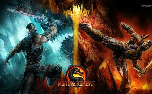 Screenshot 5 of Mortal Kombat Themes