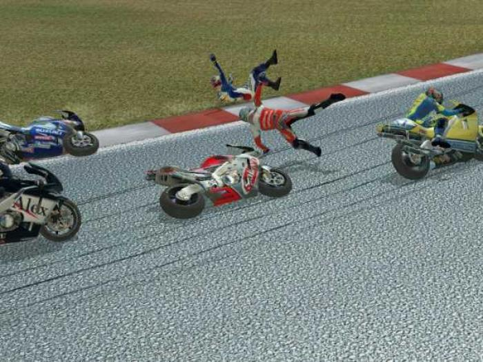 Motogp 2 pc game full version with information, trailer and system.
